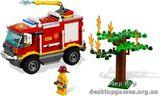 Lego Пожарный внедорожник  City 4208
