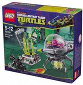 Lego Побег из лаборатории Крэнга Mutant Ninja Turtles 79100