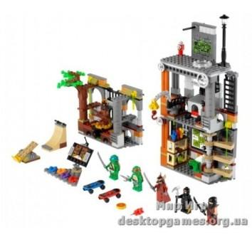 Lego Атака на базу Ninja Turtles 79103