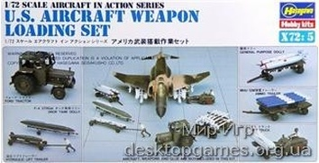 HA35005 U.S. AIRCRAFT WEAPON LOADING SET