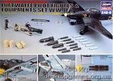 HA36009 GRM PILOTS W/GROUND/EQUIPMENT