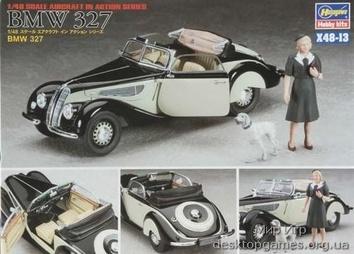 Автомобиль BMW 327