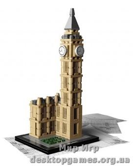 Lego Биг-Бен Architecture 21013