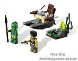 Lego Болотное Существо  Monster Fighters 9461