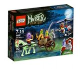 Lego Мумия Monster Fighters 9462