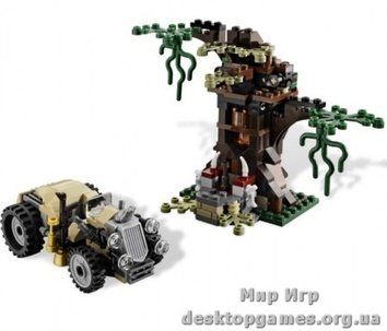 Lego  Оборотень Monster Fighters 9463