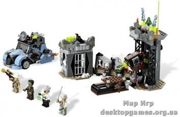 Lego Безумный профессор и его монстр  Monster Fighters 9466
