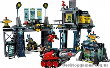 "Lego""Пещера Бэтмэна"" Super Heroes"
