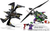"Lego ""Воздушная битва над Готэм-сити"" Lego Super Heroes"