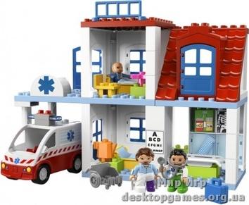 Lego «Больница» Duplo 5695
