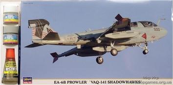 EA-6B VAQ-141 SHADOWHAWKS (самолет)