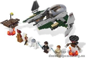 Lego «Джедайский Перехватчик Анакина» Star Wars 9494
