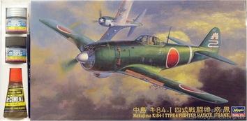 HAset09067 NAKAJIMA Ki84-I TYPE4FIGHTER (FRANK) (самолет)