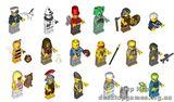 """Lego """"Коллекция из 16 минифигурок"""" 10 серия"""