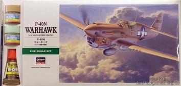 HAset09088 P-40N WARHAWK (самолет)