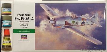 HAset09091 FOCKEWULF Fw190A-4 (самолет)
