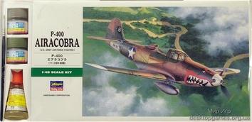 HAset09092 P-400 AIRACOBRA (самолет)