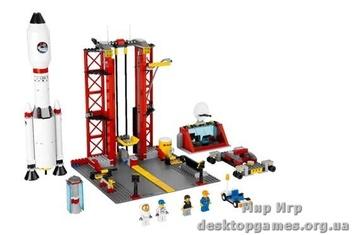 Lego «Космодром» City 3368