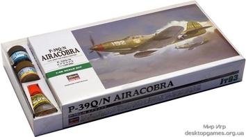 HAset09093 P-39Q/N AIRACOBRA (самолет) - фото 2