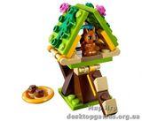 Lego Домик белки на дереве Friends 41017