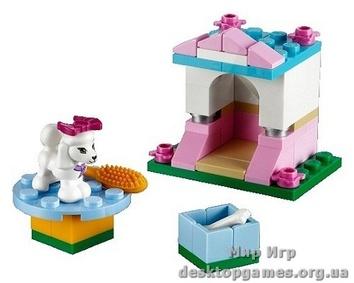 Lego Маленький дворец пуделя Friends 41021