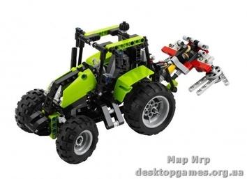 Lego Трактор Technic 9393