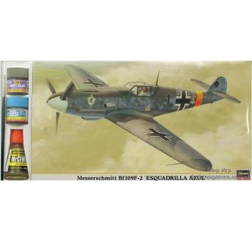 HAset09794 Bf109F-2«ESQUADRILLA AZUL (самолет)