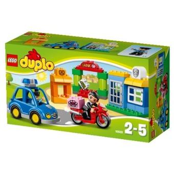Lego Погоня за воришкой Duplo 10532