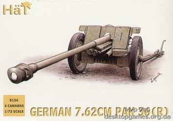 German 7,62cm Pak 36(R)