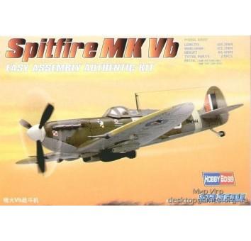 Британский истребитель Spitfire MK Vb