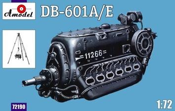 DB-601A/E мотор