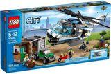 Lego Вертолётный патруль City 60046