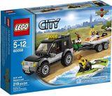 Lego Перевозчик водных мотоциклов City 81572