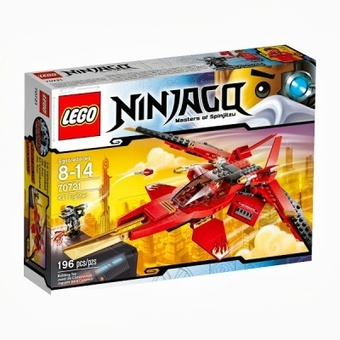 Lego Истребитель Кая Ninjago (арт. 70721)