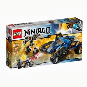 Lego Всадник Грома Ninjago (арт. 70723)