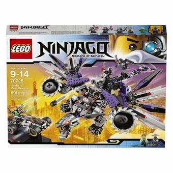 Lego Дракон Ниндроид Ninjago (арт. 70725)