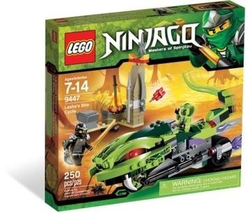 Lego Мотоцикл Лаши Ninjago (арт. 9447)