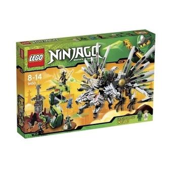 Lego Битва драконов Ninjago (арт. 9450)