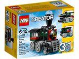 Lego Изумрудный экспресс Creator 31015