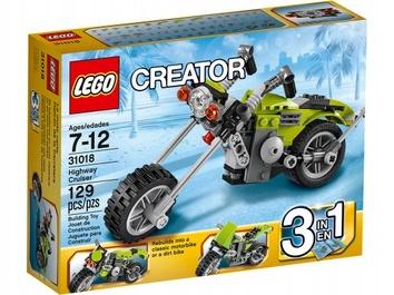 Lego Круизный Байк Creator 31018