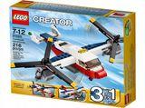 Lego Приключения на конвертоплане Creator (арт. 31020)
