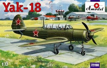 Яковлев Як-18 M-12