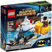 Lego Встреча с Пингвином DC Super Heroes (арт. 76010)