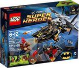Lego Атака Человека-Летучей мыши DC Super Heroes (арт. 76011)
