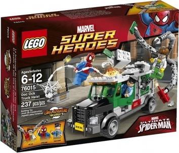Lego Паук против Доктора Осьминога Super Heroes 76015
