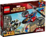 Lego Спасательный вертолёт  Человека-паука Super Heroes 76016