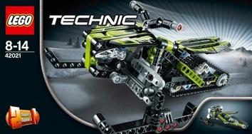 Lego Снегоход Technic (арт. 42021)