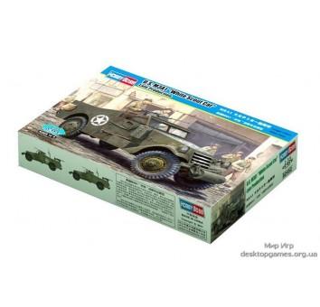 "Модель автомобиля U.S. M3A1  ""White Scout Car"""