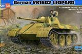 Модель разведывательного танка Леопард VK1602