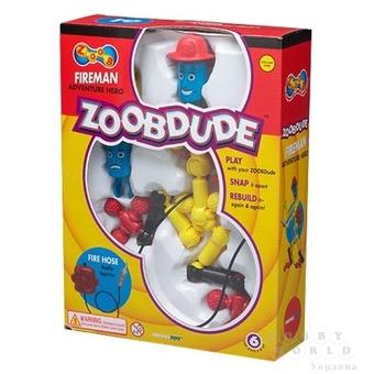 ZOOB Dude пожарный